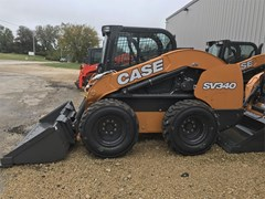 Skid Steer For Sale 2018 Case SV340