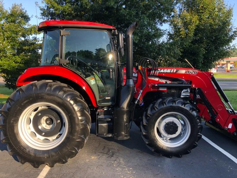 2017 Case IH Farmall 100C Tractor For Sale