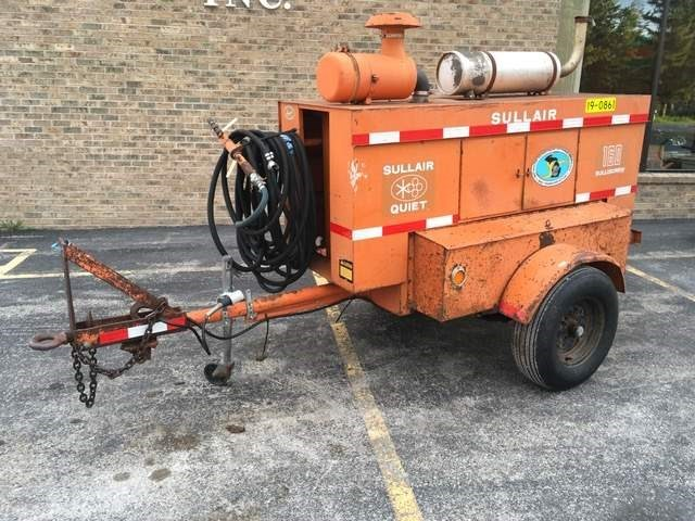 Sullair 160 Air Compressor For Sale