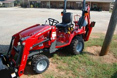 Tractor - Compact For Sale:  2019 Massey Ferguson gc1710 , 22 HP