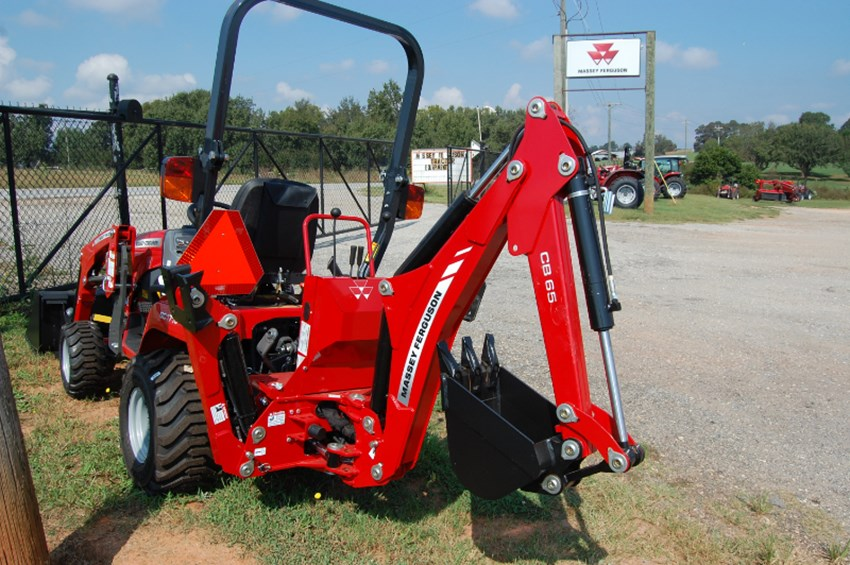 2019 Massey Ferguson gc1710 Tractor - Compact For Sale