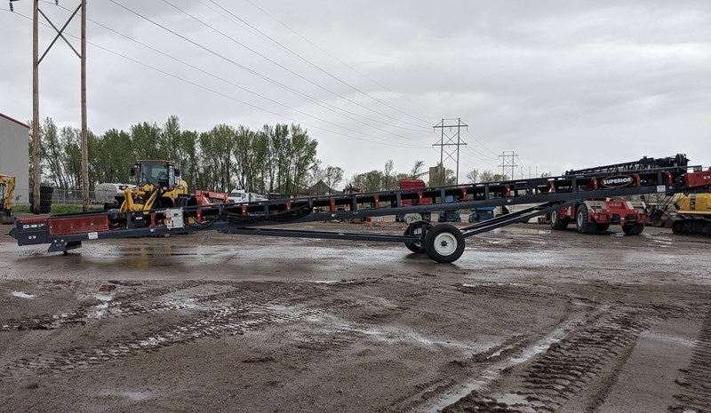 2018 Superior 36X60STKP Conveyor - Stacking For Sale