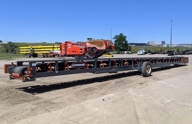 2018 Superior 36X60STKP Scale (Belt) & Scale Conveyor For Sale