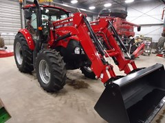 Tractor For Sale 2016 Case IH FARMALL 120C HI-LO:-CAB- North America~2015-09-02 , 117 HP