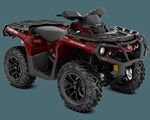 ATV For Sale: 2018 Can-Am 2018 1000XT OUTLANDER RED SKU # 5TJC