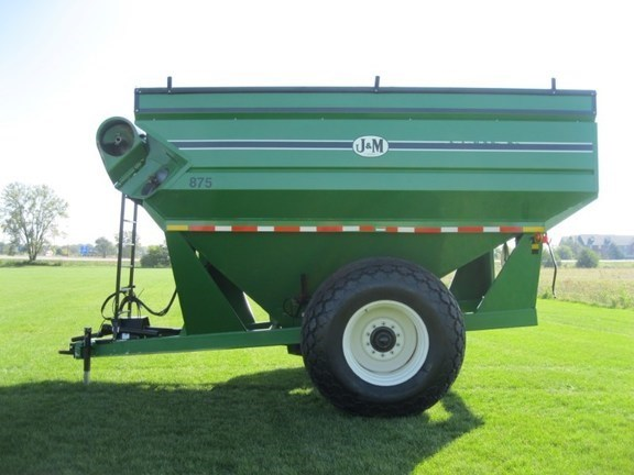 2003 J & M 4075 Grain Cart For Sale