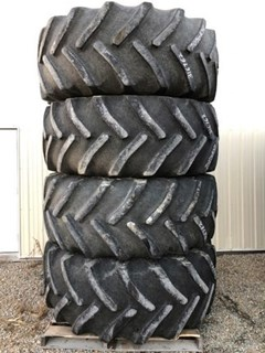 Wheels and Tires For Sale Goodyear 710/70R38