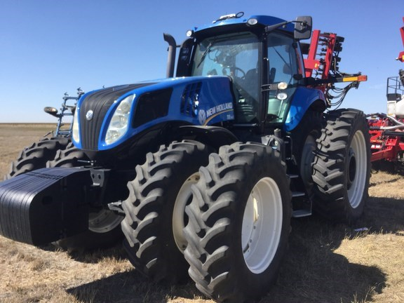2014 Ford New Holland T8.390 Tractor For Sale