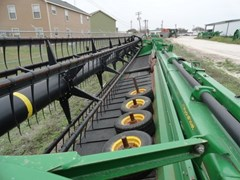 Header-Draper/Rigid For Sale 2011 John Deere 635D
