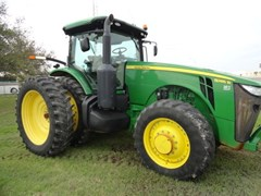 Tractor For Sale 2011 John Deere 8285R , 285 HP