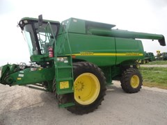 Combine For Sale 2005 John Deere 9860 STS
