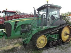 Tractor For Sale 2010 John Deere 8345RT , 345 HP