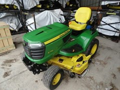 Riding Mower For Sale 2016 John Deere X710