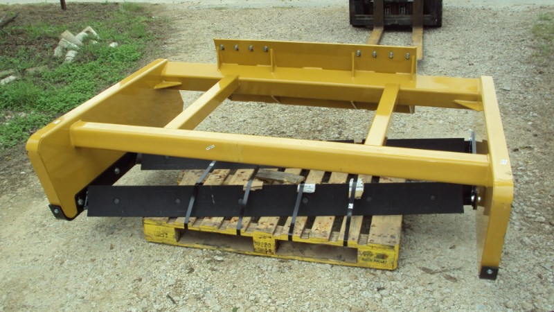 Cammond New heavy duty road grader / bionic blade for skid Skid Steer Attachment For Sale