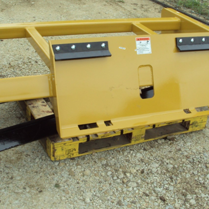 Cammond New heavy duty road grader / bionic blade for skid