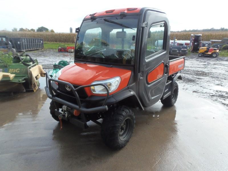 2013 Kubota X1100CA Utility Vehicle For Sale
