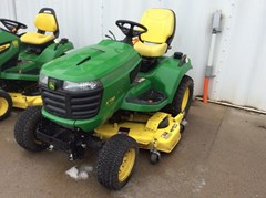 Riding Mower For Sale 2013 John Deere X738 , 25 HP