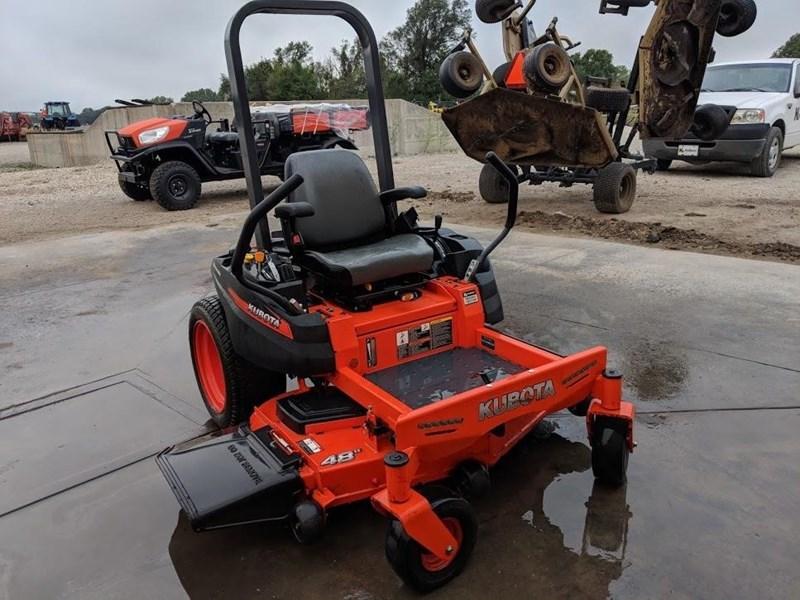 2014 Kubota ZG123S-48 Zero Turn Mower For Sale