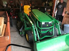 Tractor For Sale 2015 John Deere 1023E , 23 HP