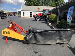 Disc Mower For Sale 1998 New Holland 615