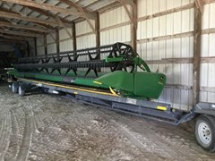 Header-Draper/Flex For Sale 2014 John Deere 635FD