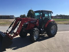 Tractor For Sale 2016 Massey Ferguson 4610M , 99 HP