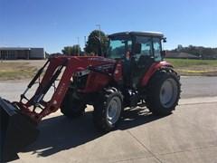 Tractor For Sale 2016 Massey Ferguson 4610M , 99 HP