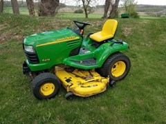 Riding Mower For Sale John Deere X475 , 23 HP