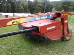 Mower Conditioner For Sale 2010 New Holland H7330