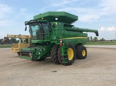 Combine For Sale 2016 John Deere S690