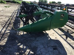 Header-Draper/Rigid For Sale 2009 John Deere 635D