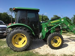 Tractor For Sale 2011 John Deere 5083E , 83 HP