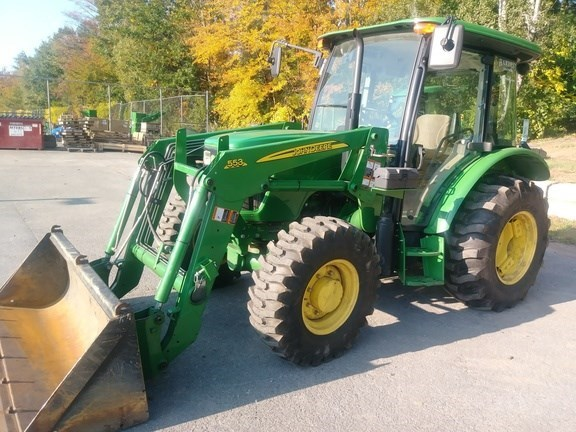 2014 John Deere 5055E Tractor For Sale