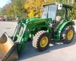 Tractor For Sale: 2014 John Deere 5055E, 55 HP
