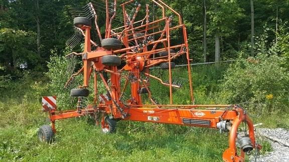 2014 Kuhn GA7501 Hay Rake For Sale