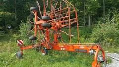 Hay Rake For Sale:  2014 Kuhn GA7501