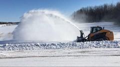 Snow Blower For Sale 2014 Virnig v60