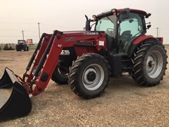 Tractor For Sale 2011 Case IH Maxxum 140 Ltd