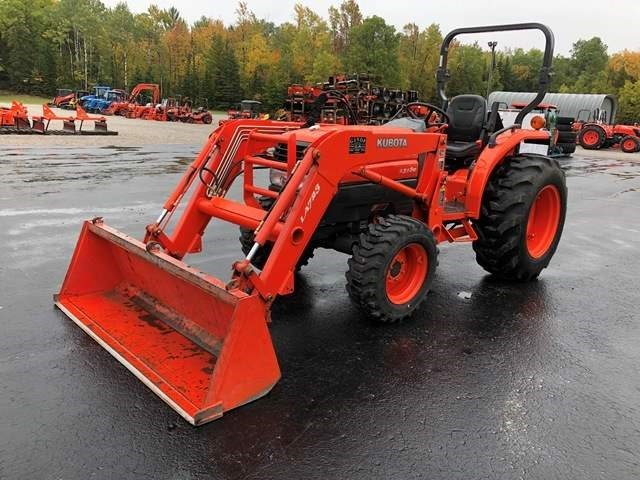 2003 Kubota L3130DT Tractor For Sale