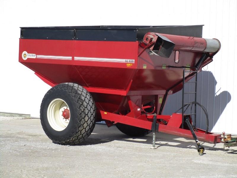 Unverferth GC650 Grain Cart For Sale
