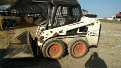 Skid Steer For Sale 2014 Bobcat S450