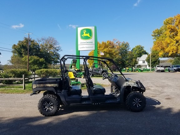 2013 John Deere XUV 550 S4 Utility Vehicle For Sale