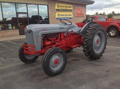 Misc. Ag For Sale:  1956 Ford 600 , 33 HP