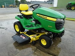 Riding Mower For Sale 2010 John Deere X324 , 22 HP