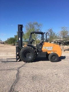Lift Truck/Fork Lift-Rough Terrain  2018 Case 588H