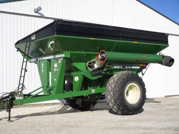 2002 Brent 876 Grain Cart For Sale