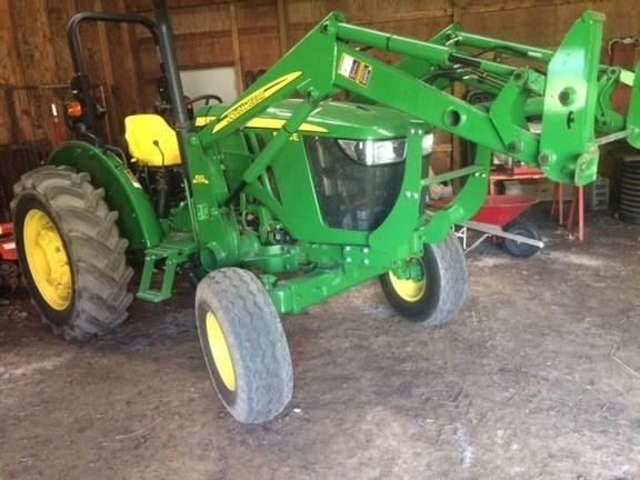 2016 John Deere 5045E Tractor For Sale