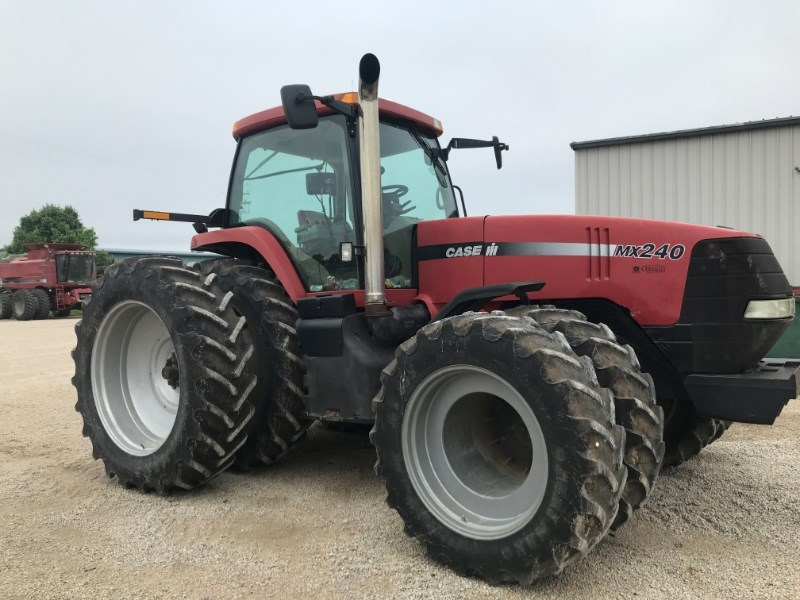 2001 Case IH MX240 Tractor For Sale