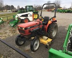 Tractor For Sale: 1990 Case IH 245, 21 HP