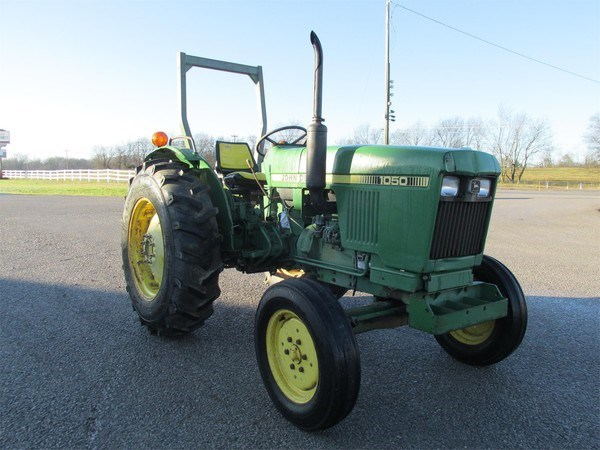 John Deere 1050 Tractor For Sale